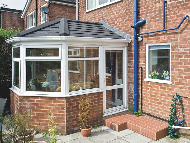 Conservatory Roofs In Glasgow Firestone Flat Roofing Glasgow